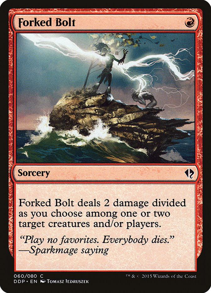 Forked+Bolt