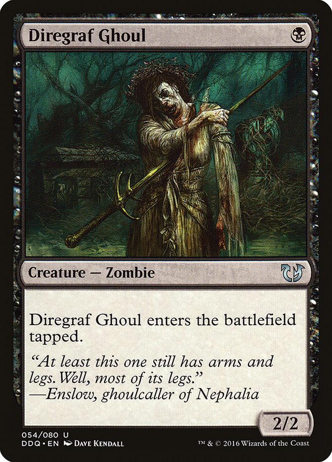 Diregraf+Ghoul