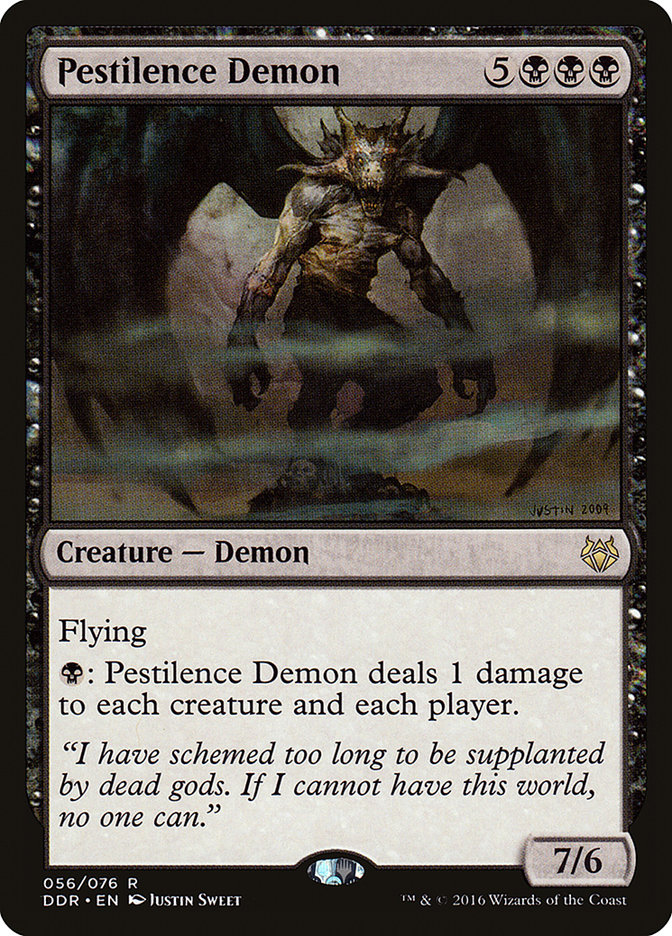 Pestilence+Demon