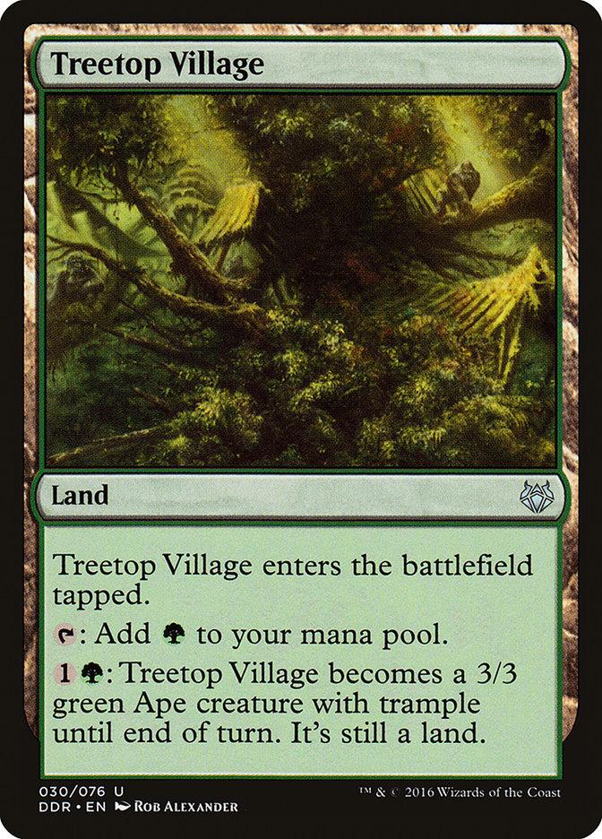 Treetop+Village