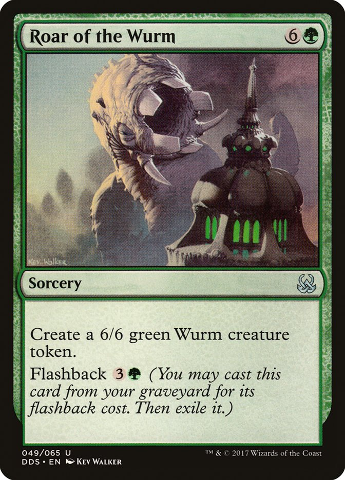 Roar+of+the+Wurm