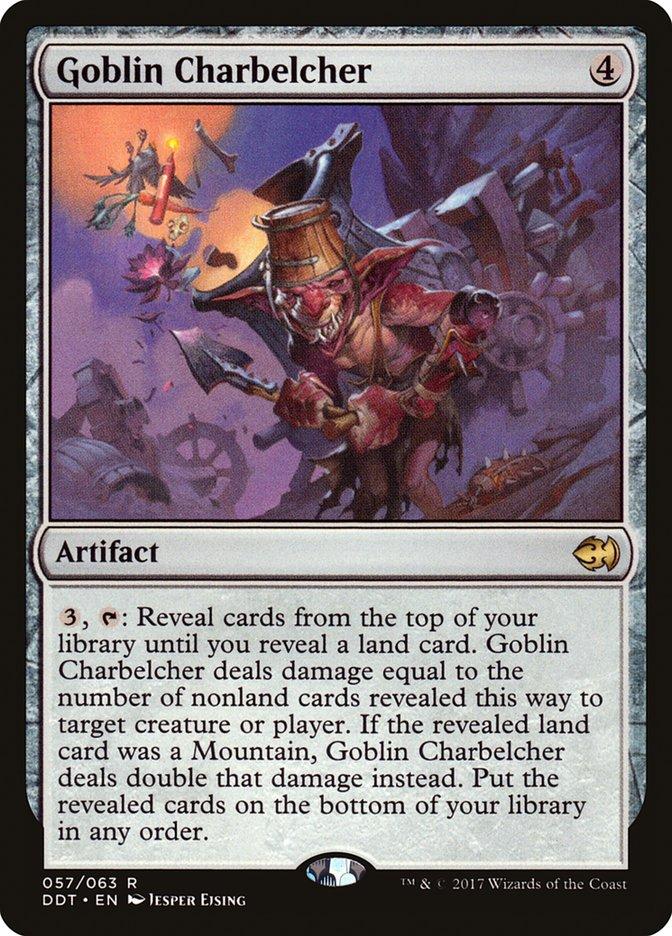 Goblin+Charbelcher