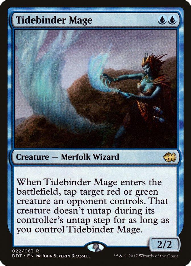 Tidebinder+Mage