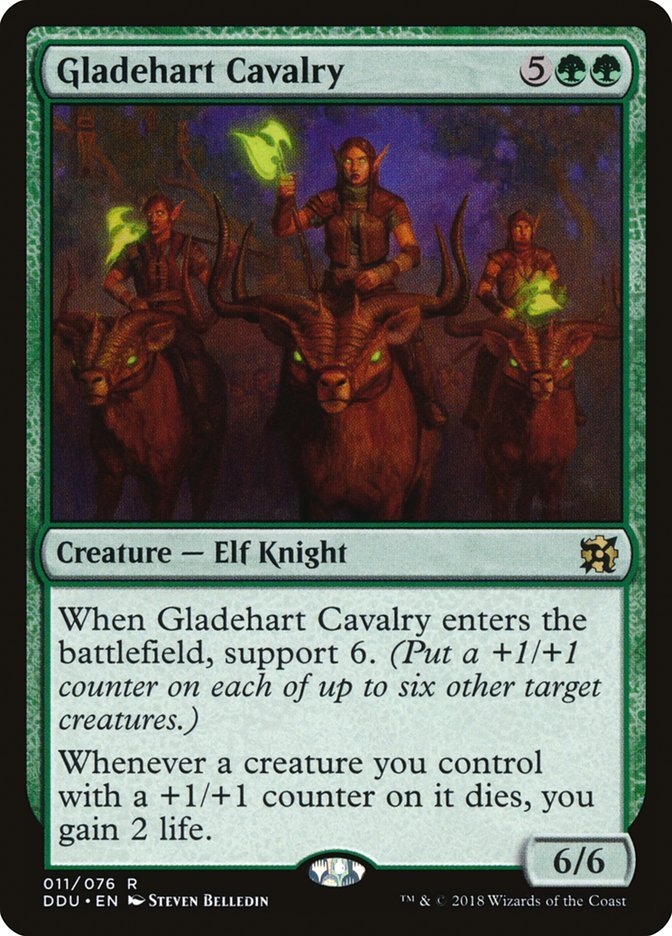 Gladehart+Cavalry