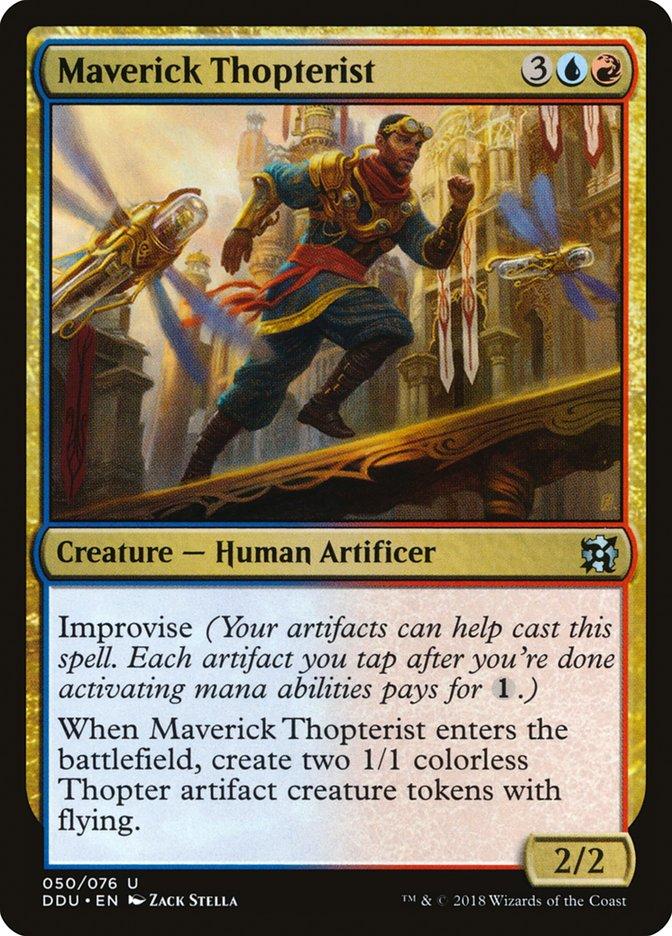 Maverick+Thopterist