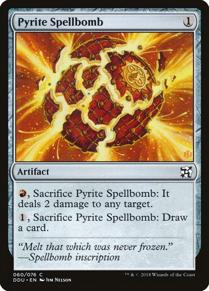 Pyrite+Spellbomb
