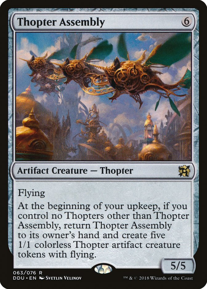 Thopter+Assembly