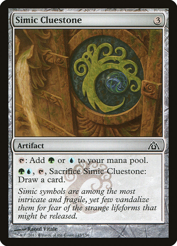 Simic+Cluestone