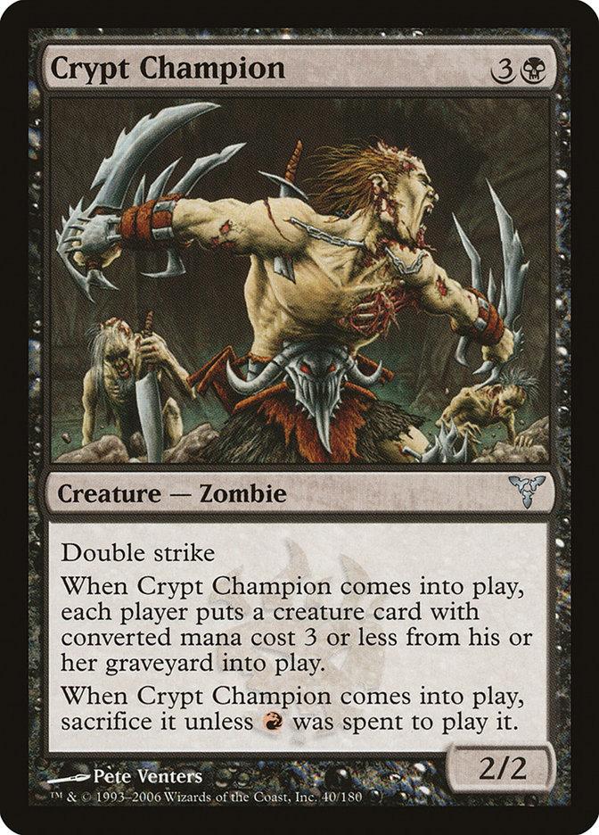 Crypt+Champion