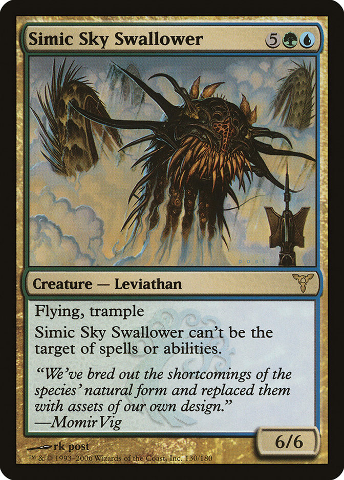 Simic+Sky+Swallower