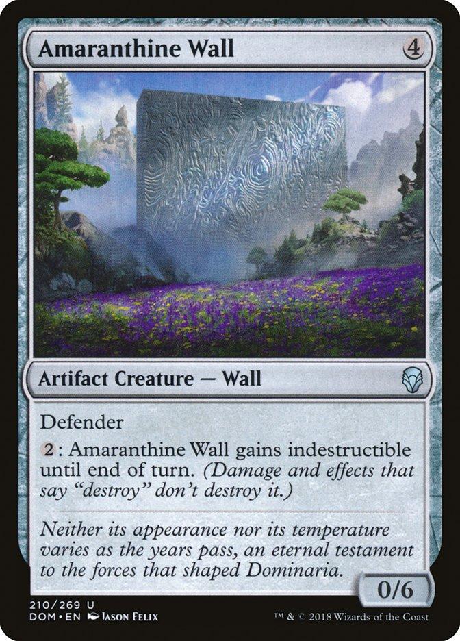 Amaranthine+Wall