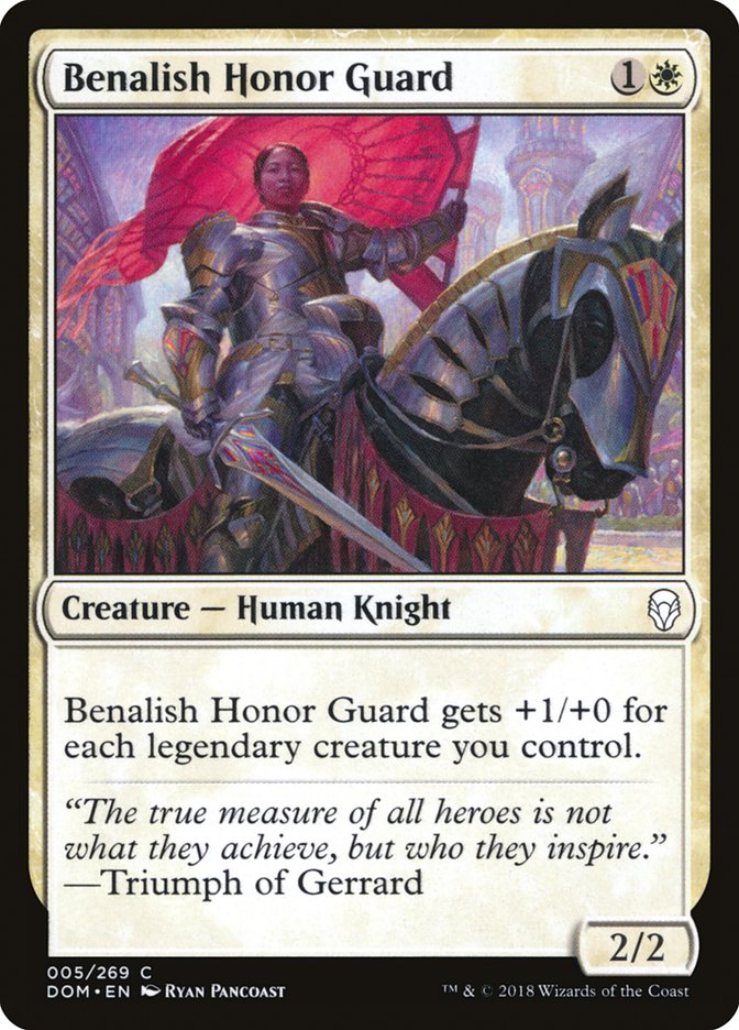 Benalish+Honor+Guard