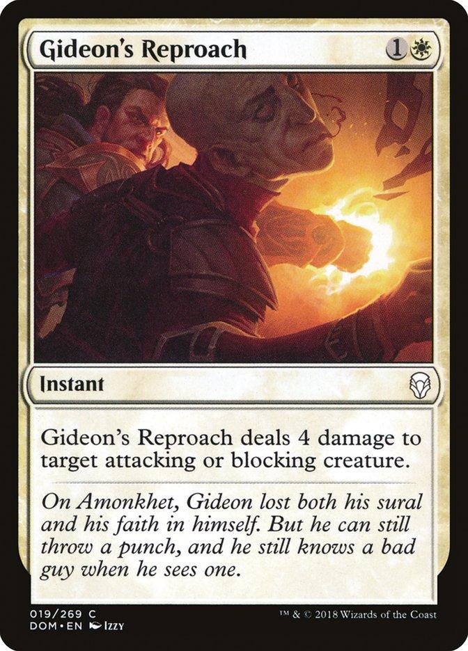 Gideon%27s+Reproach