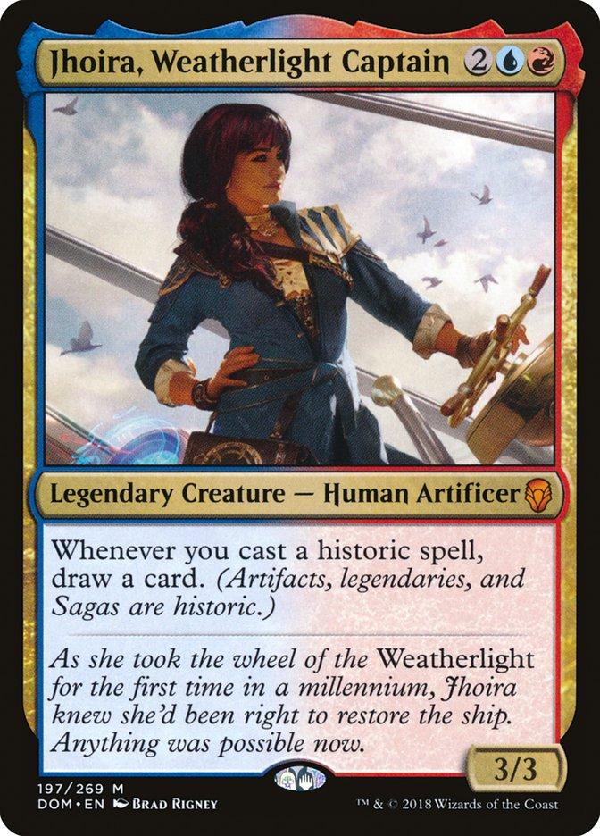 Jhoira%2C+Weatherlight+Captain