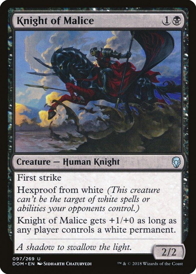 Knight+of+Malice