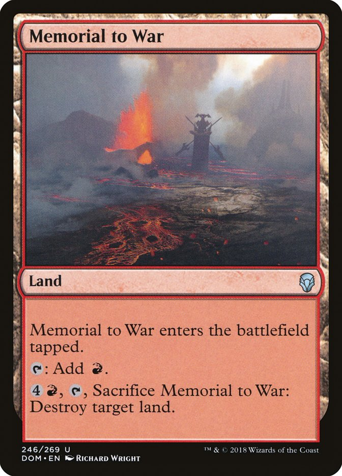 Memorial+to+War