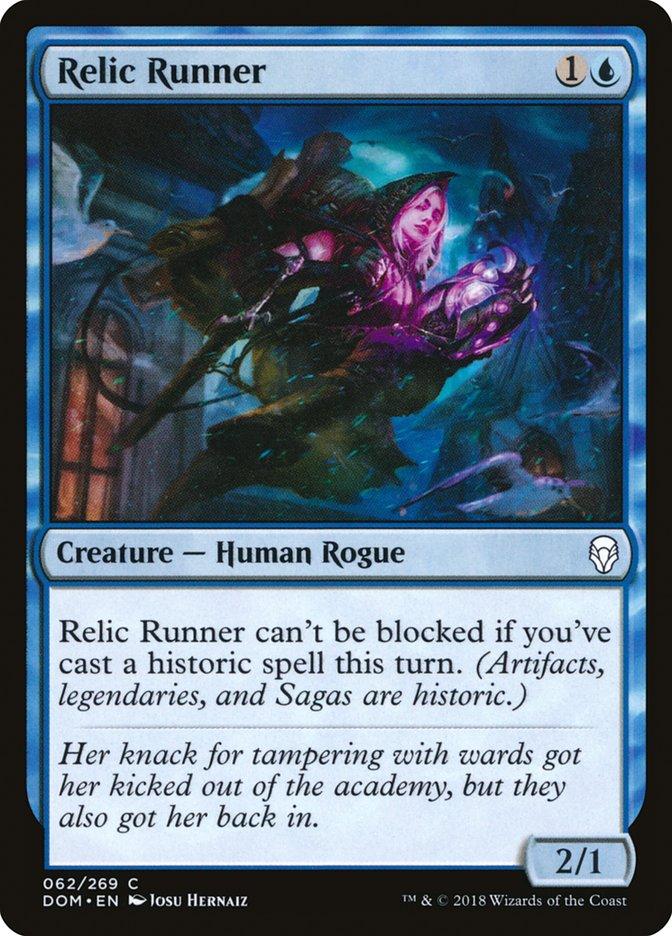Relic+Runner