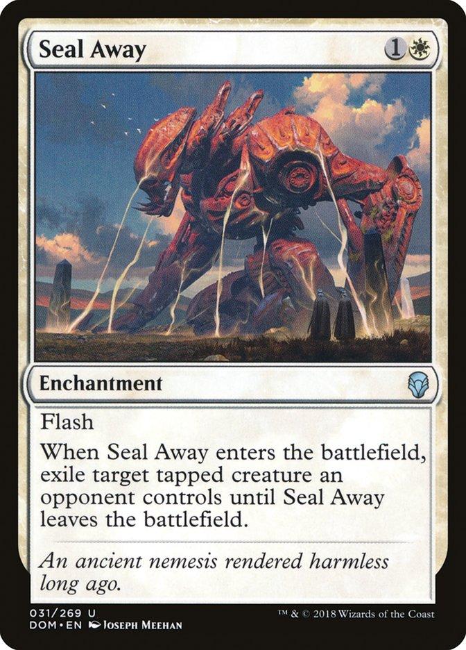 Seal+Away