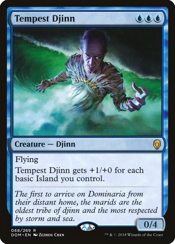 Tempest+Djinn