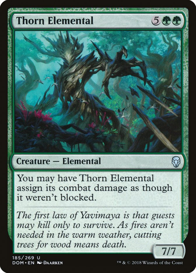 Thorn+Elemental
