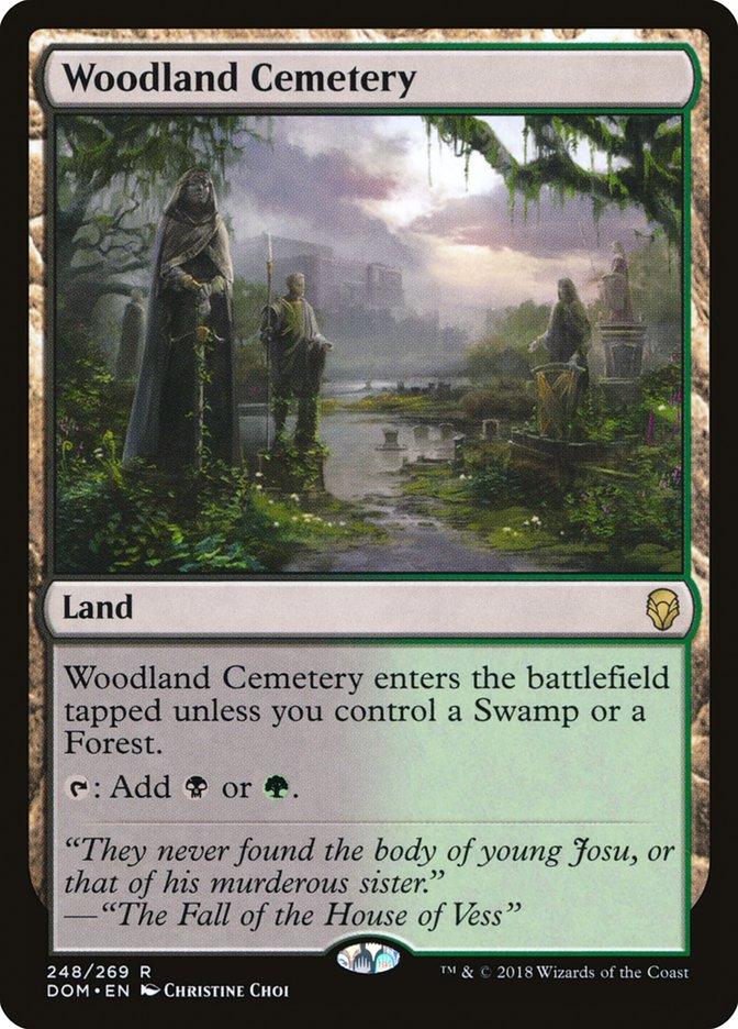 Woodland+Cemetery