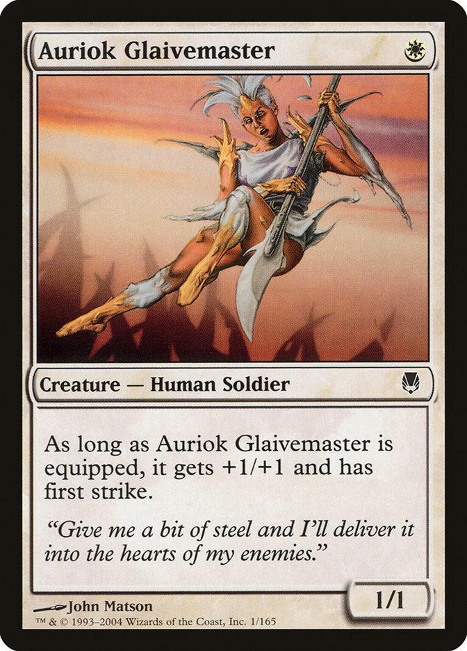 Auriok+Glaivemaster