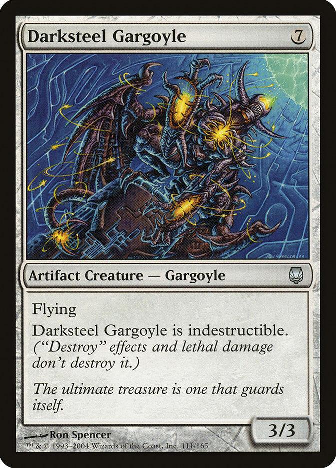 Darksteel+Gargoyle