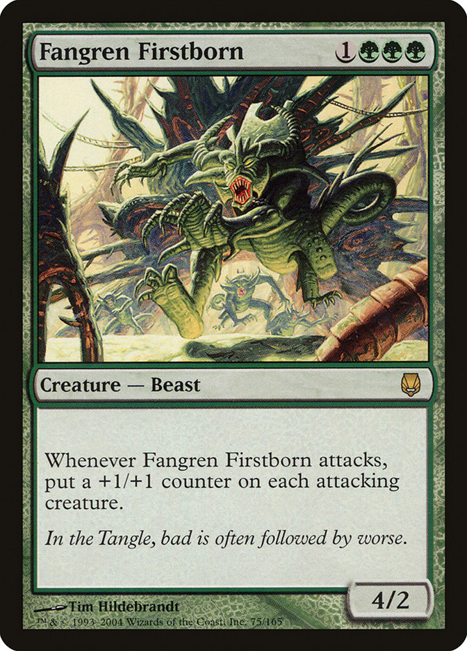 Fangren+Firstborn