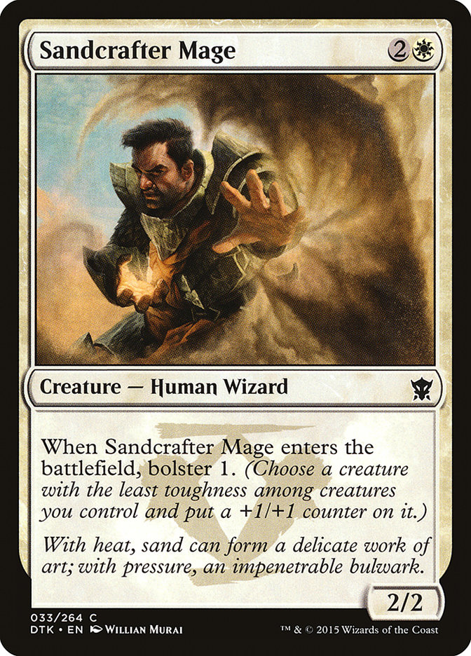 Sandcrafter+Mage