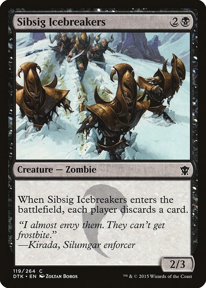 Sibsig+Icebreakers