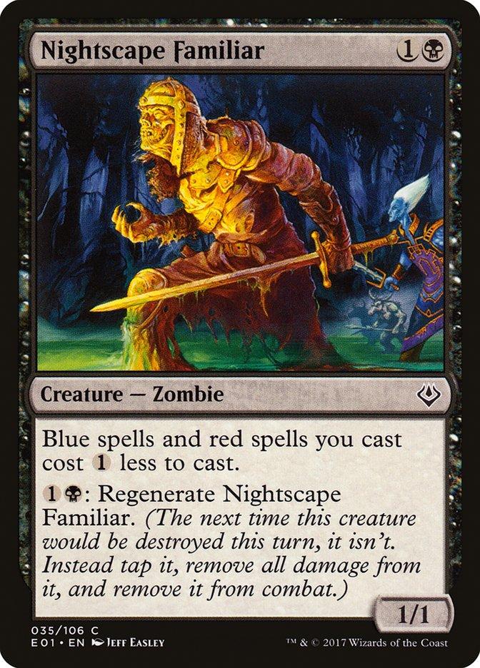 Nightscape+Familiar