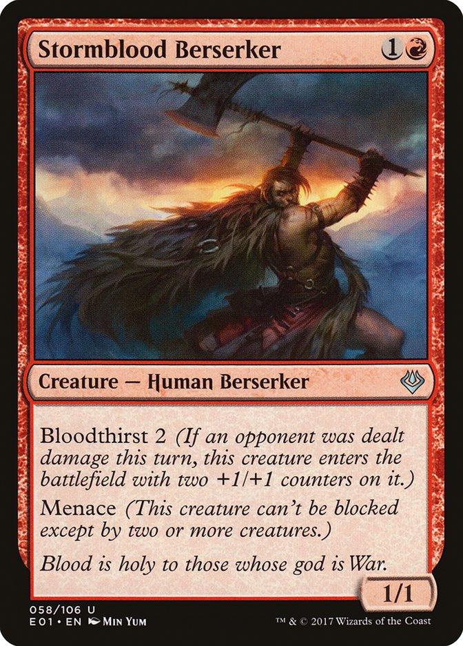 Stormblood+Berserker
