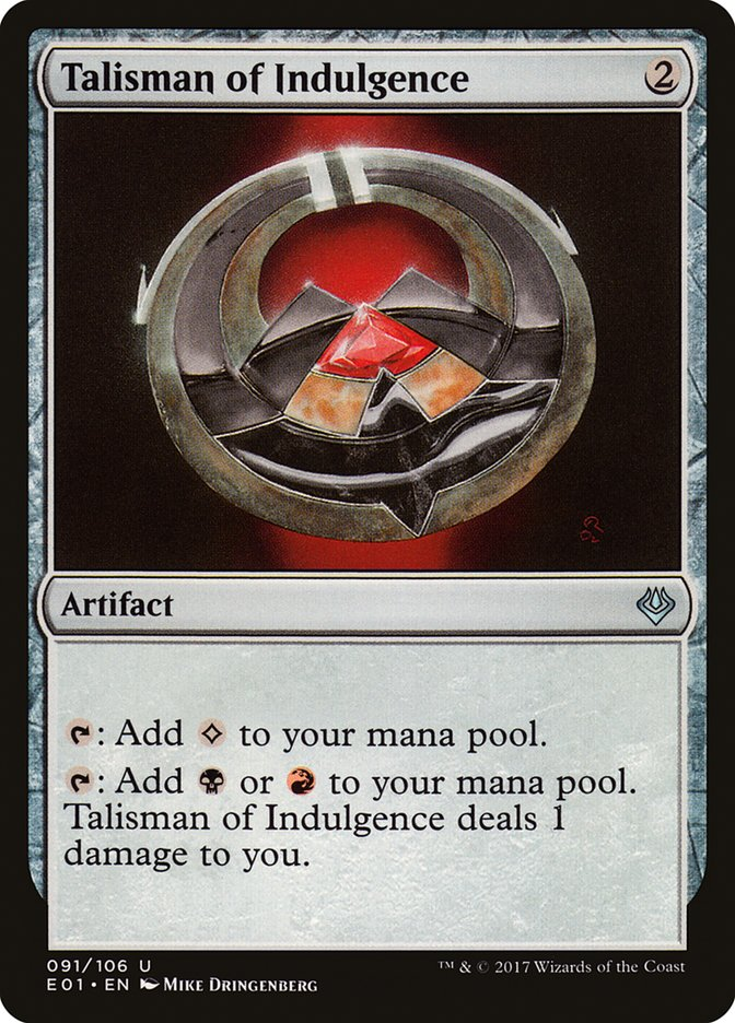 Talisman+of+Indulgence