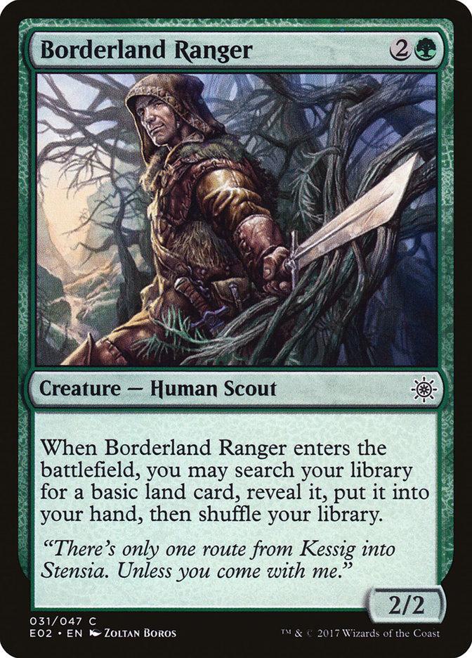 Borderland+Ranger