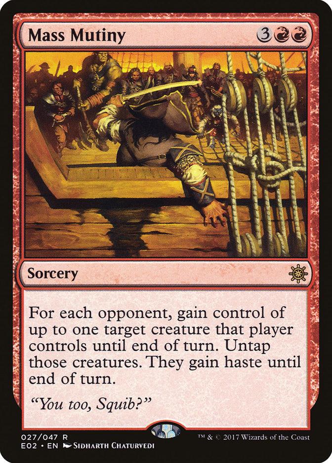 Mass+Mutiny