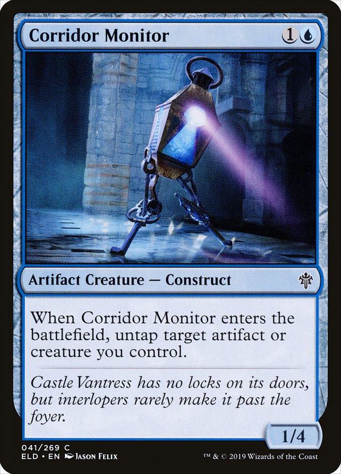 Corridor+Monitor