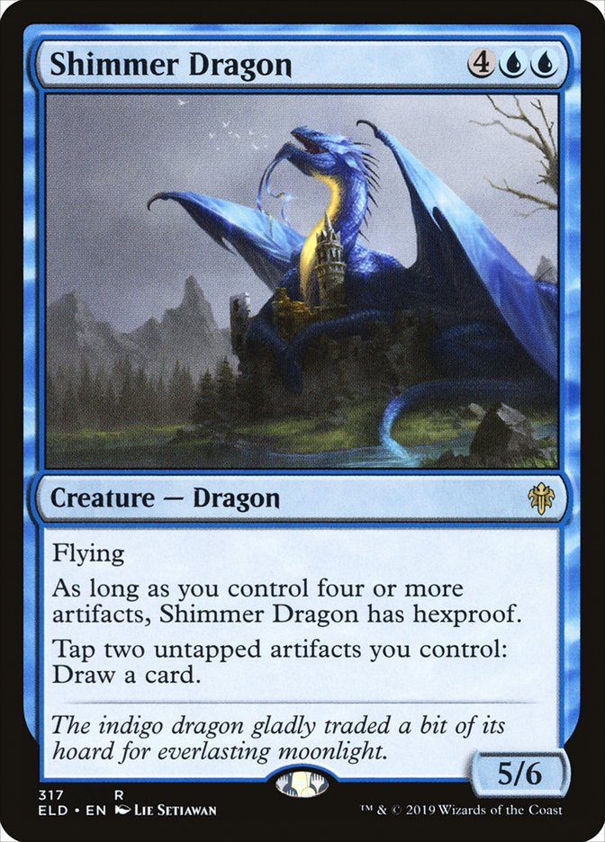 Shimmer+Dragon
