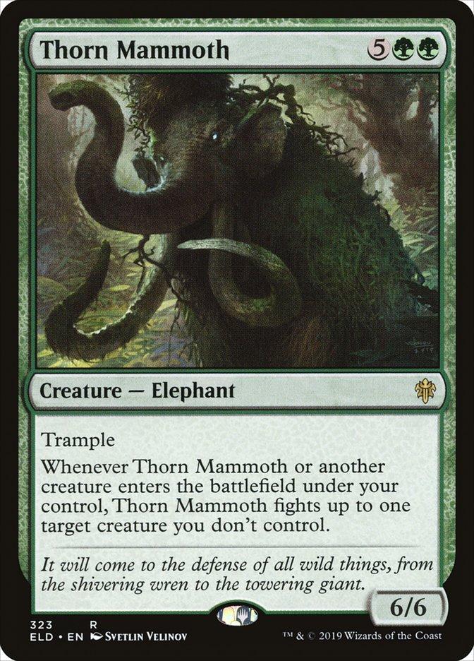 Thorn+Mammoth