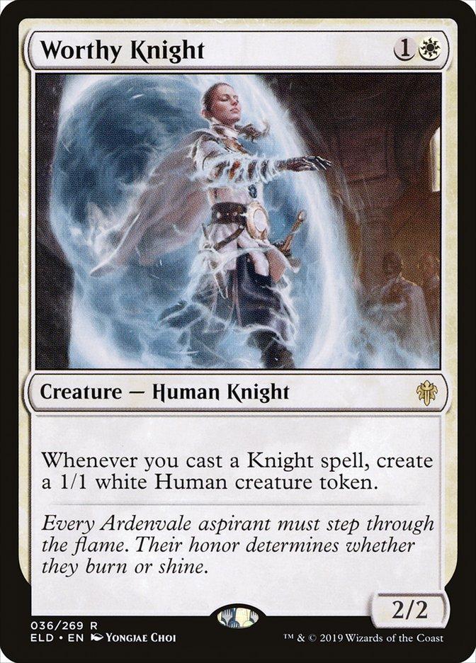 Worthy+Knight