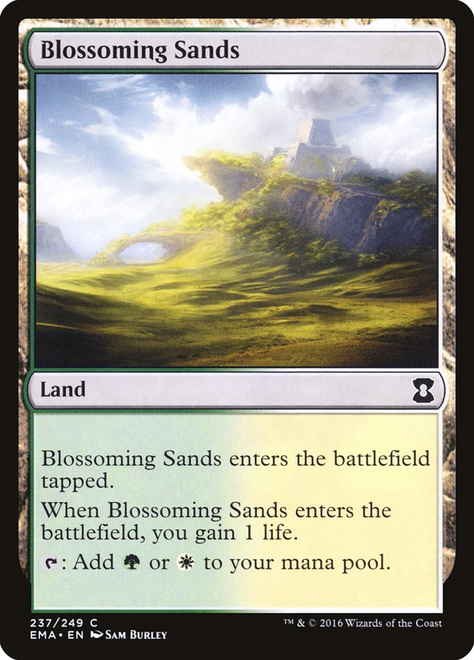 Blossoming+Sands