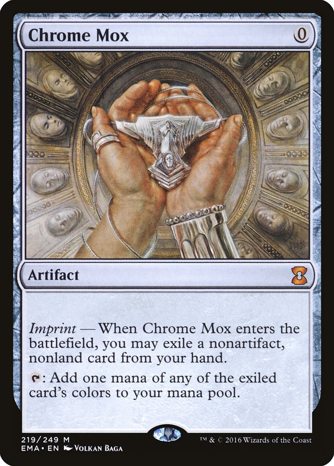 Chrome+Mox