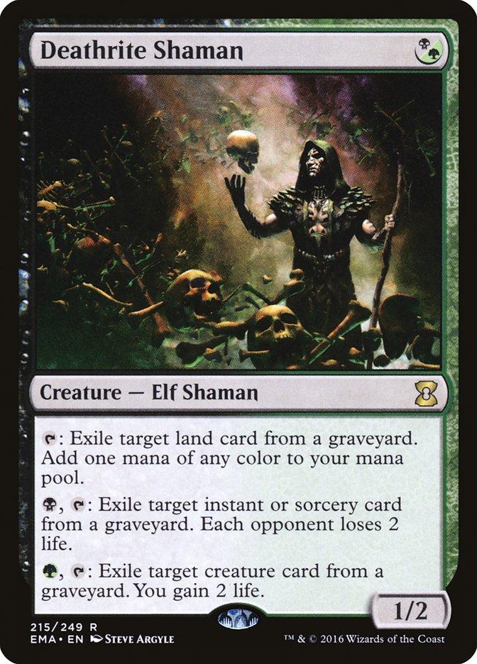 Deathrite+Shaman