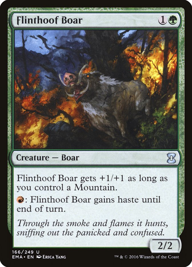 Flinthoof+Boar
