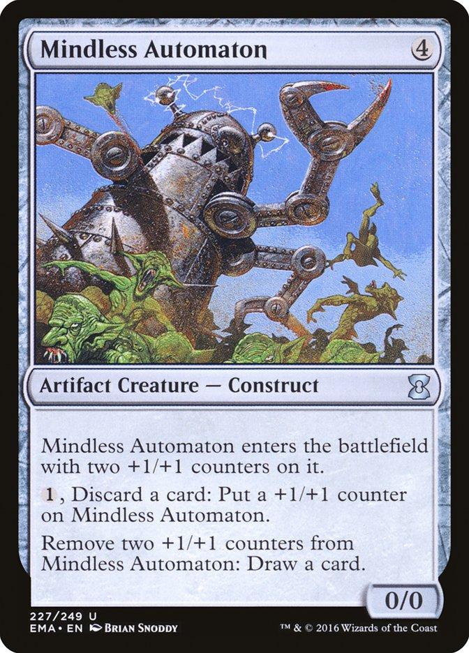 Mindless+Automaton