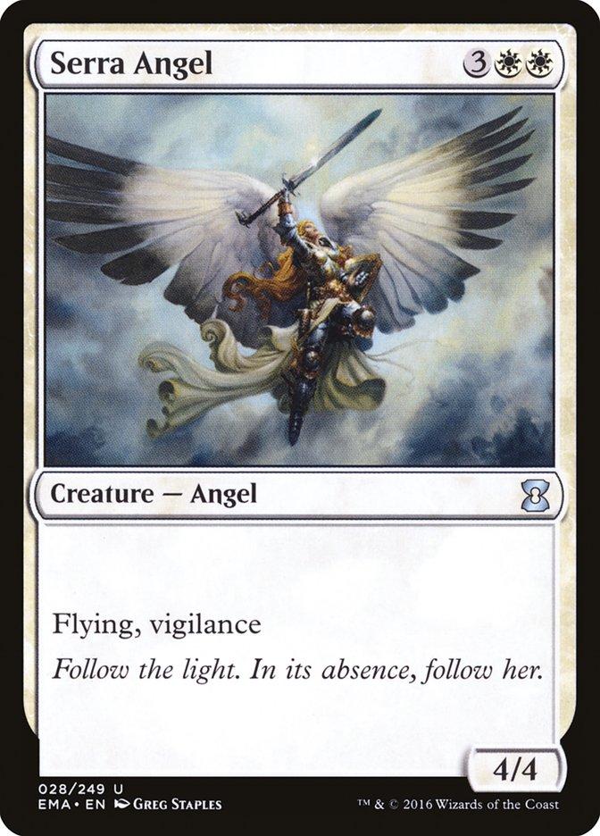 Serra+Angel