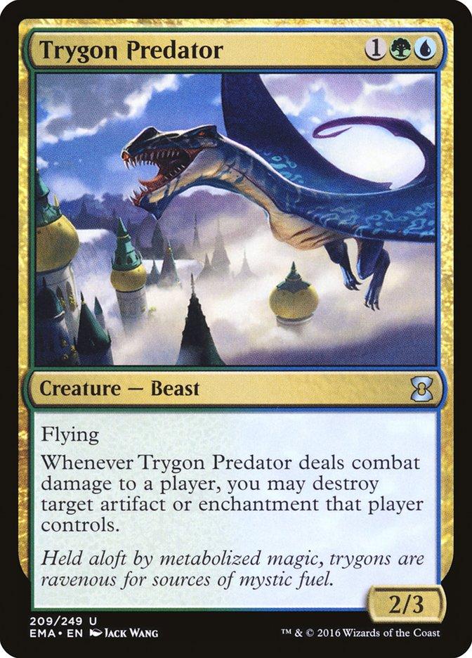 Trygon+Predator