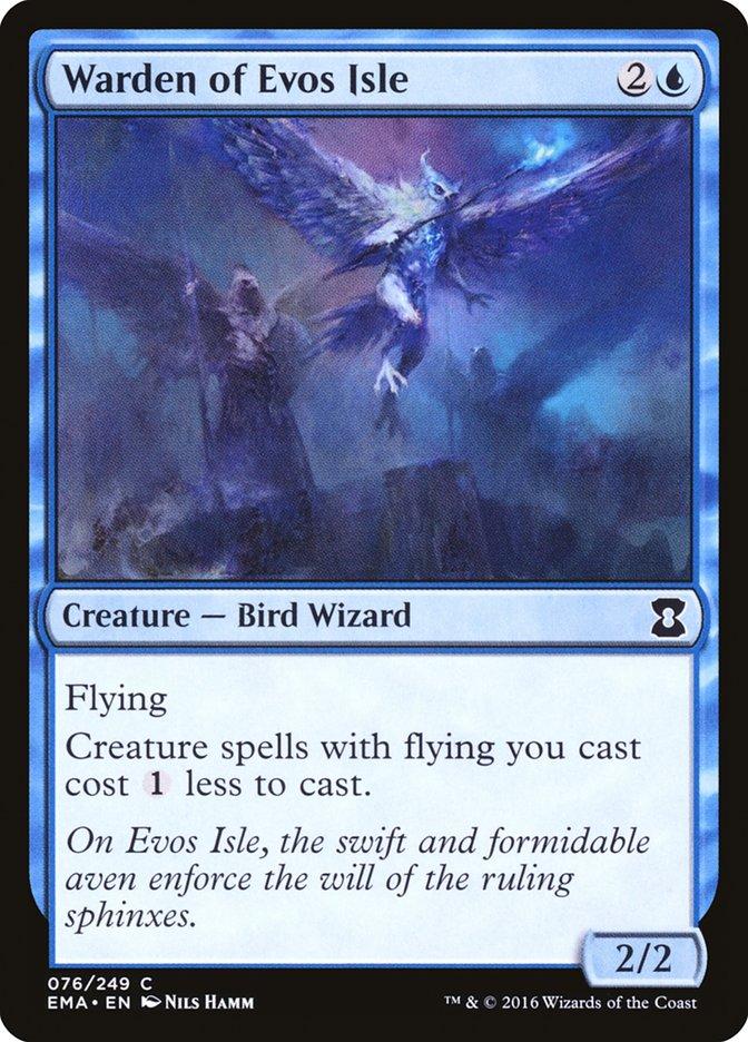 Warden+of+Evos+Isle