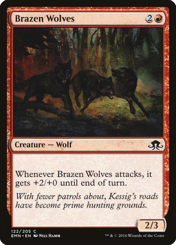 Brazen+Wolves