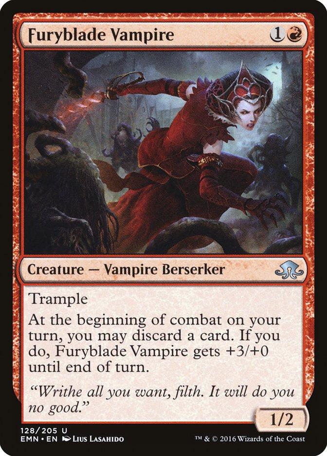 Furyblade+Vampire