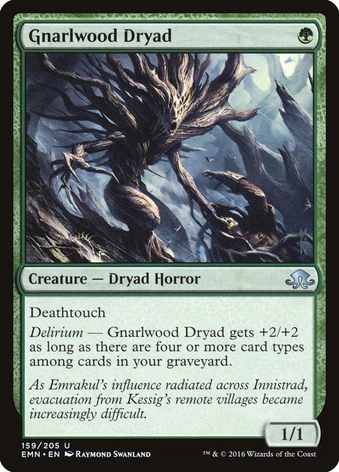 Gnarlwood+Dryad